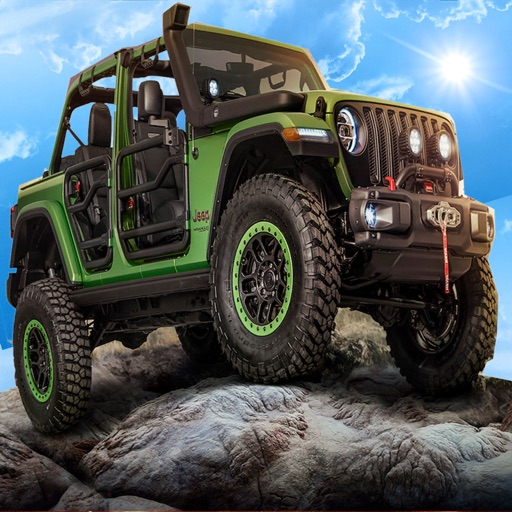 OFFROAD RACING OUTLAWS : GAMES Icon