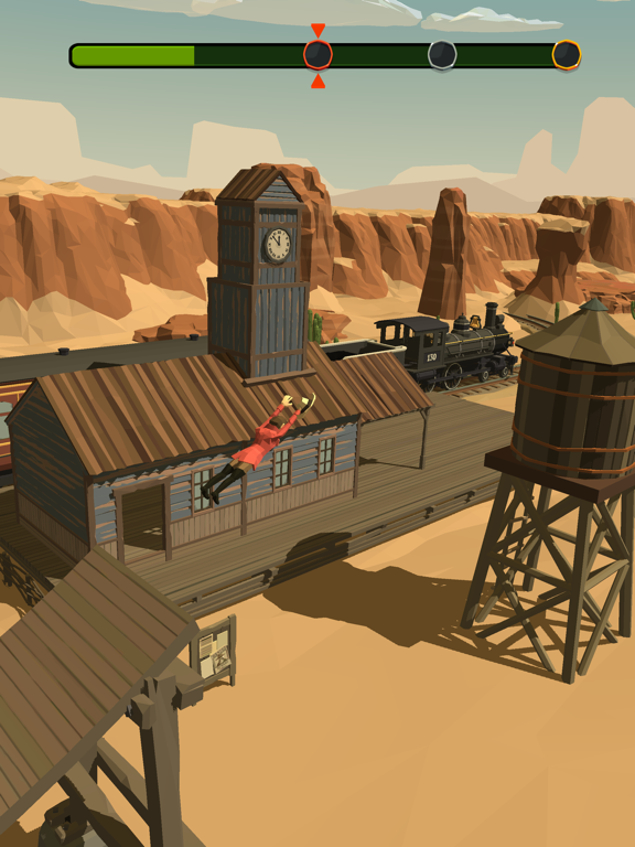 Cowboy Flip 3D screenshot 12