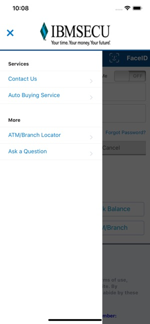ibmsecu mobile banking