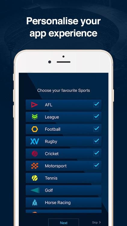 FOX Sports Official App screenshot-3