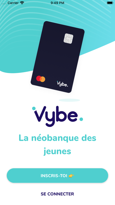 messages.download Vybe - La néobanque des jeunes software
