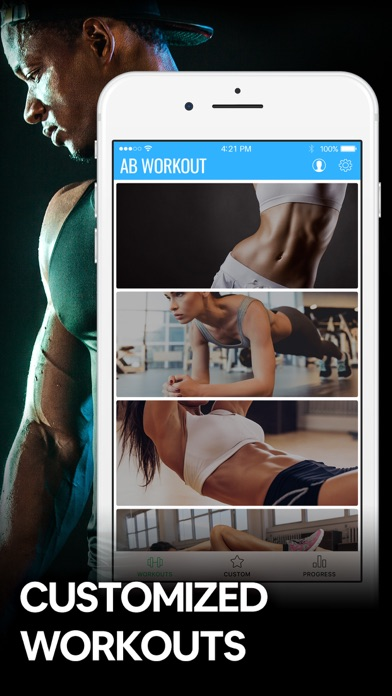 Abs Workout by 7M-1