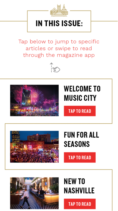 messages.download The Nashville Visitors Guide software