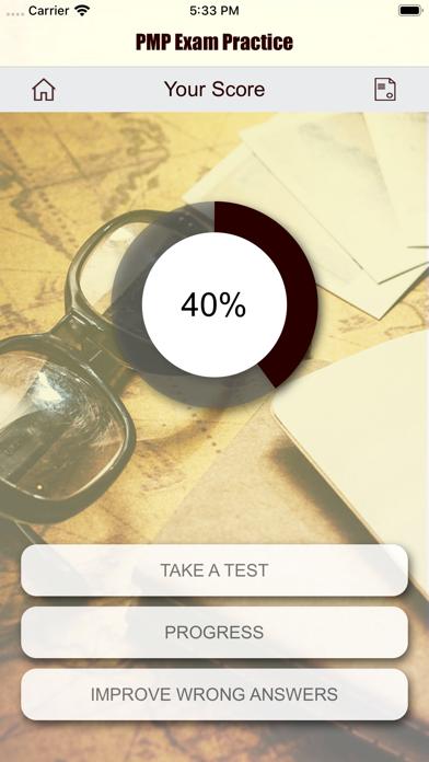 PMP Revision Aid screenshot 2