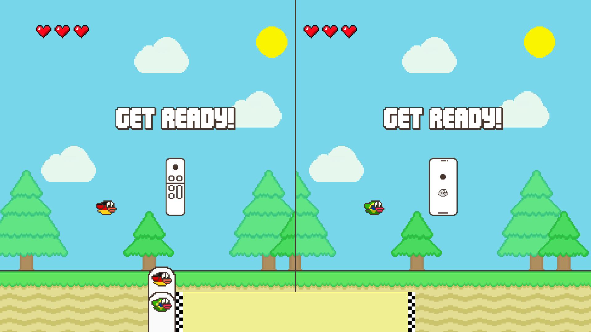 Flappy Family Bird Arcade screenshot 17