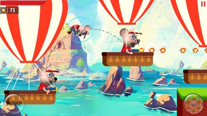 Screenshot of Mouse Mayhem Shooting & Racing3