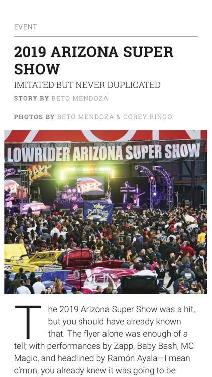 Lowrider screenshot-4