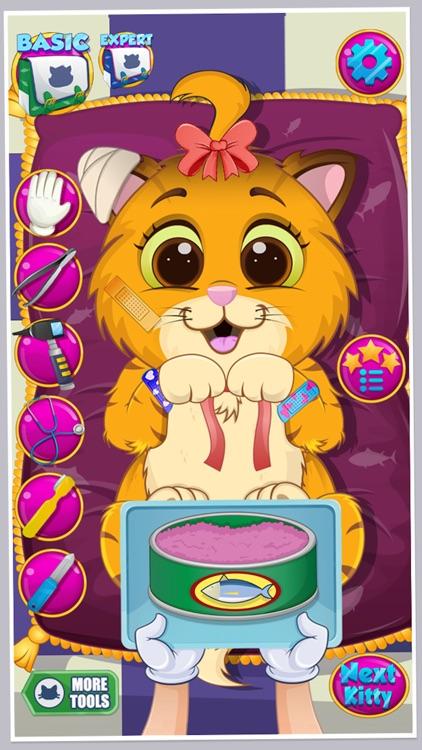 Kitten Doctor screenshot-3