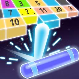 Bouncy Laser 2 : Puzzle Bricks