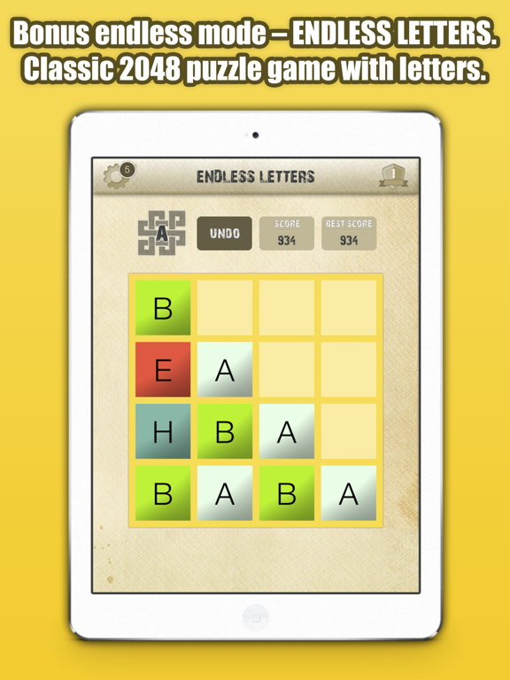 2048 Quotes - Combo based on famous names quotations screenshot