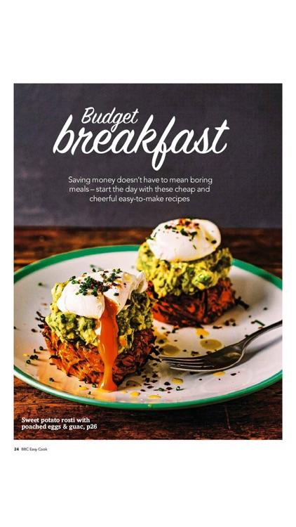 BBC Easy Cook Magazine