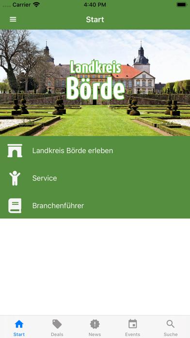Börde screenshot one