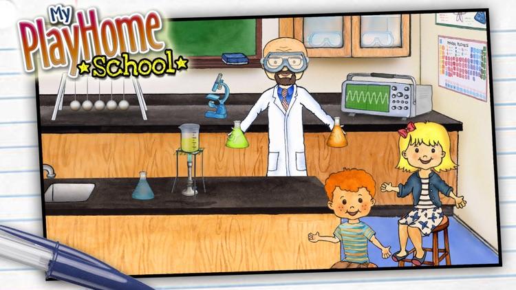 My PlayHome School screenshot-0