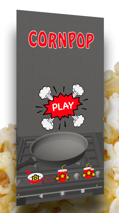 Corn Pop - Popcorn collector screenshot one