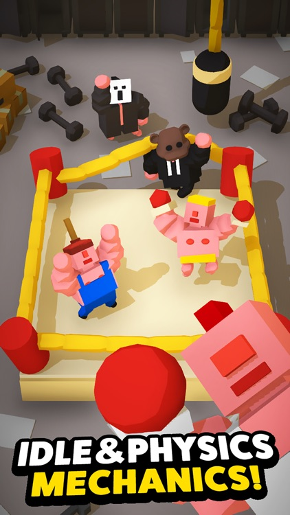 IDLE BOXING - Clicker Tycoon screenshot-0