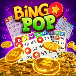 Bingo Pop: Live Bingo Games