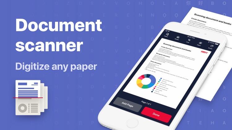 FineScanner AI PRO-PDF Scanner screenshot-0