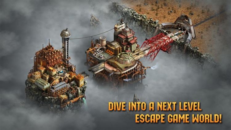Escape Machine City screenshot-0