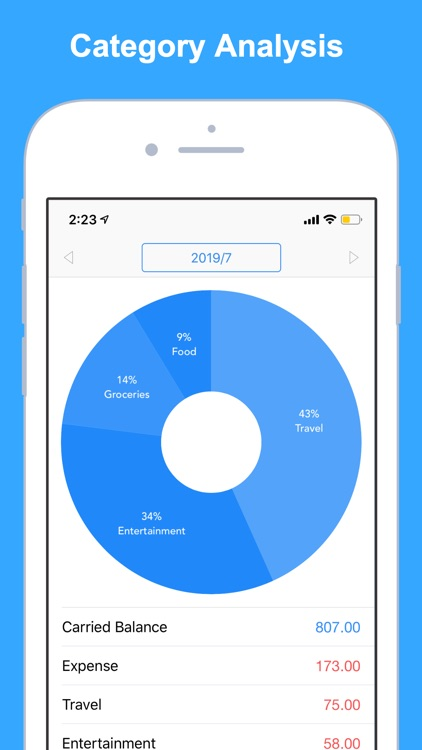 Income & Expense Tracker Zeny