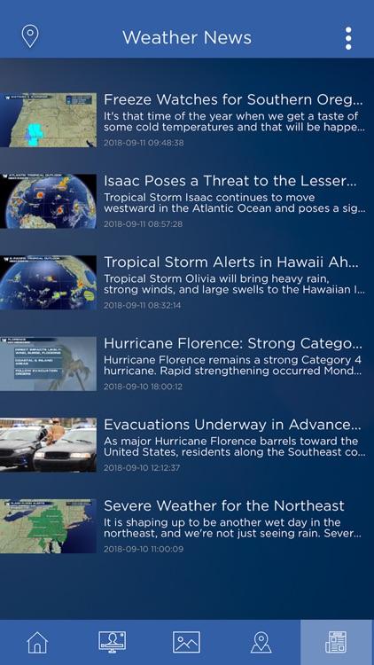 WeatherNation App screenshot-8