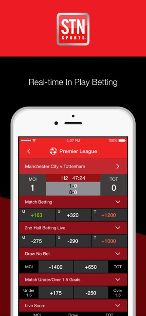 station casinos sports betting app review