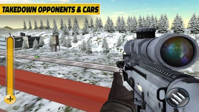 Sniper Destroy Highway Crime screenshot 3