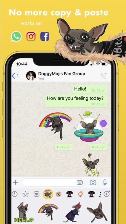 FreddieMojis - Chihuahua emoji