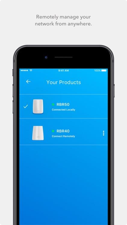 NETGEAR Orbi - WiFi System App screenshot-6