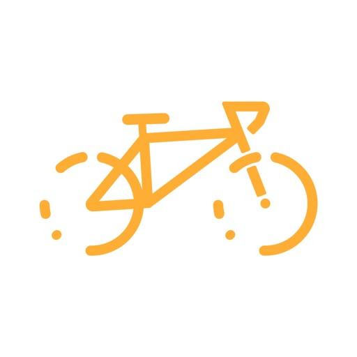 Bike GPS - Ride Tracker iOS App