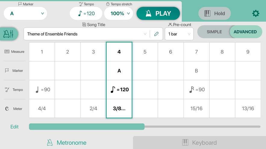 Ensemble Friends App 截图