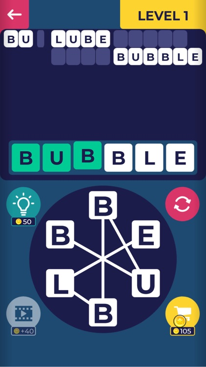 Word Flip - Word Game Puzzle