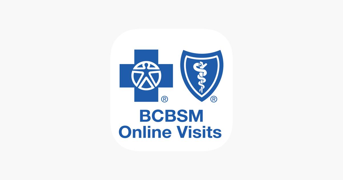 BCBSM Online Visits on the App Store
