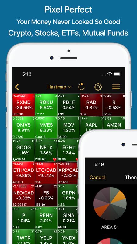Stocks Live Portfolio Manager截图4