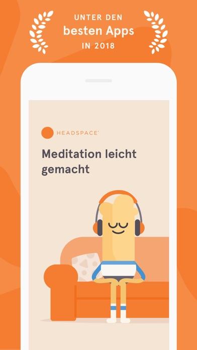 Herunterladen Headspace: Meditation & Schlaf für Android