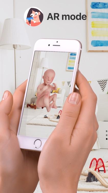 Hello Belly: Pregnancy Tracker screenshot-3