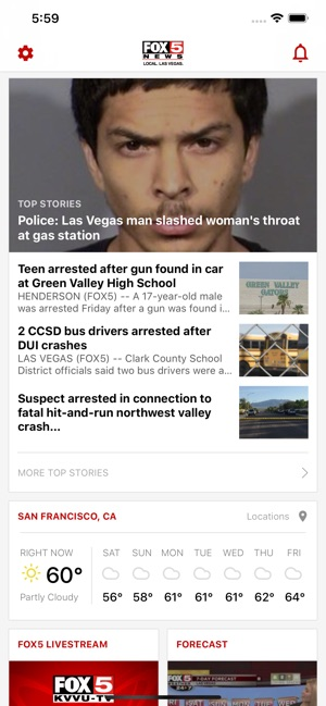 FOX5 Vegas - Las Vegas News on the App Store