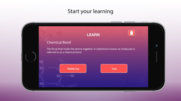 Chemical Bonding - Chemistry screenshot-3