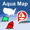 Aqua Map USA: Marine & Lake - GEC s.r.l.