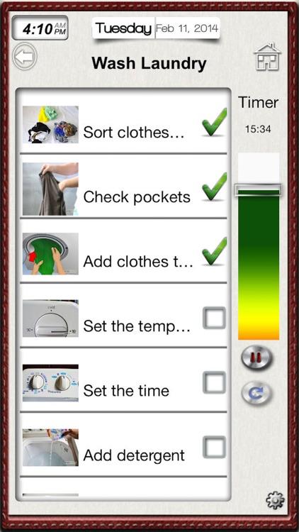 Visual Schedule Planner screenshot-3