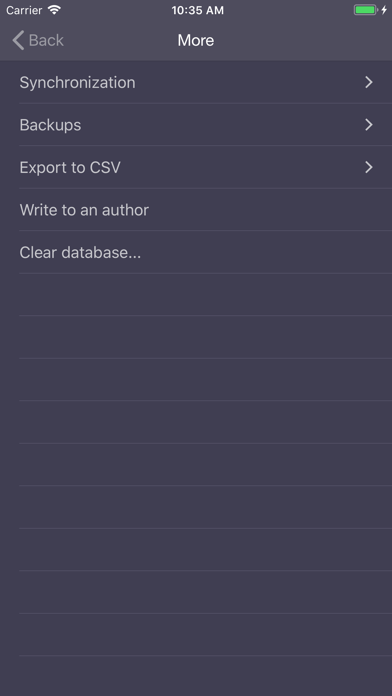 Screenshot for Income OK - income & expenses in United States App Store