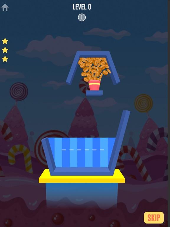 Burst Popcorn : fill bucket screenshot 1