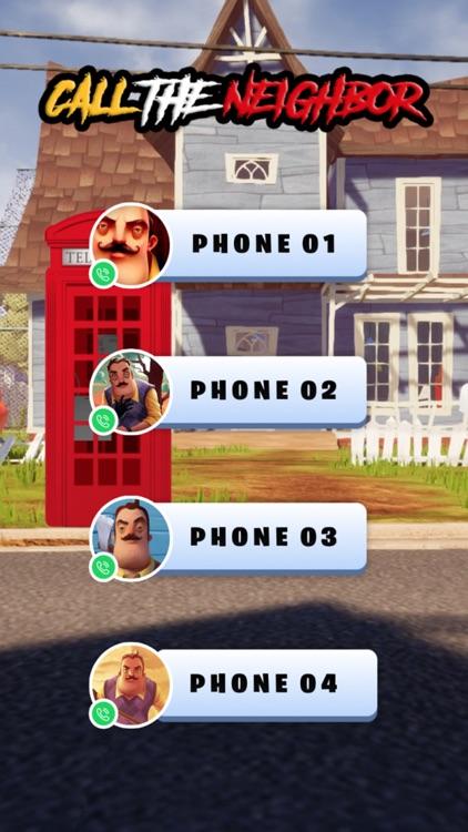 Call Hello Neighbor Talk
