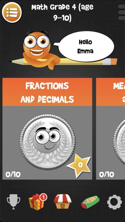 iTooch 4th Grade screenshot-5