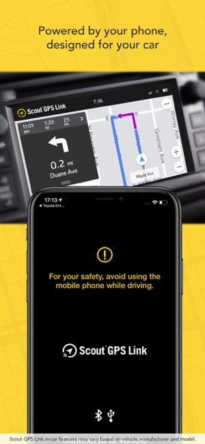 Scout GPS Link on the App Store