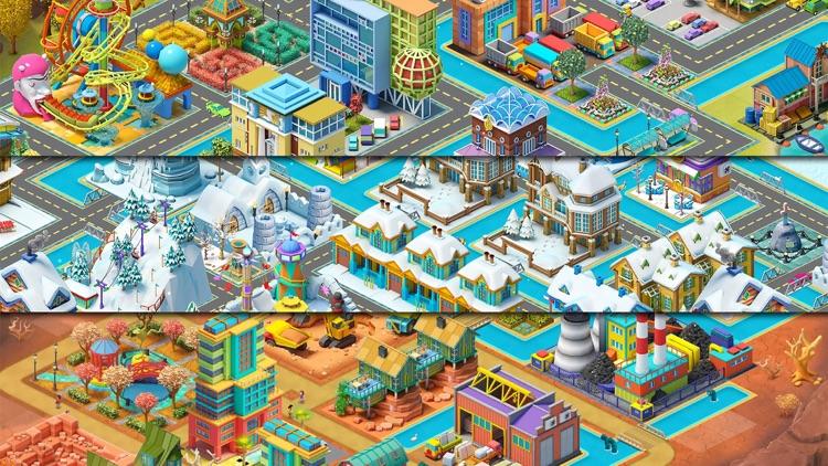 Town City - Building Simulator screenshot-4