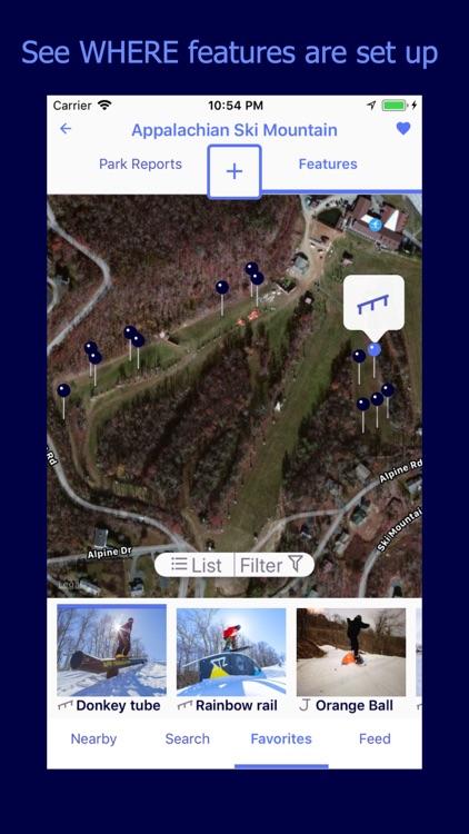 Ullr - Terrain Park Reports