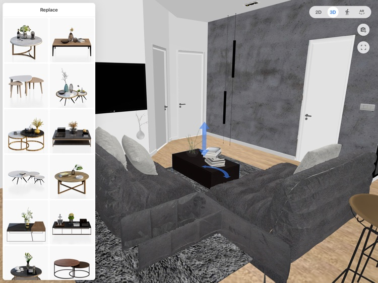 Coohom - 3D Interior Design screenshot-3