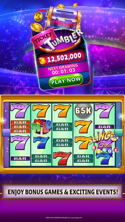 Hit it Rich! Casino Slots Game screenshot-4