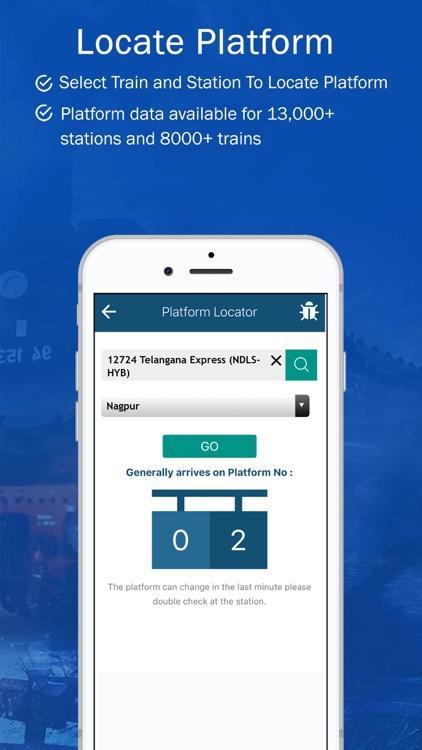 PNR, Live Train Status & Metro screenshot-6