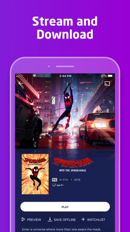 Movies Anywhere screenshot-6